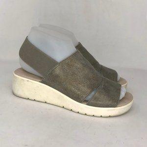 Johnston & Murphy Womens 78-41526 Sandals Size 6 M
